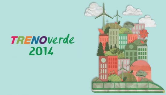 Treno Verde 2014 a Torino dal 25 al 28 marzo