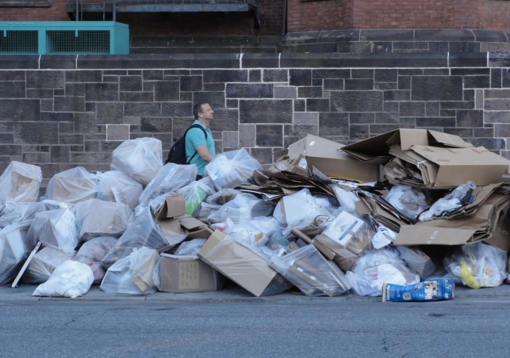 Rifiuti: emergenza ambientale e sanitaria in Calabria