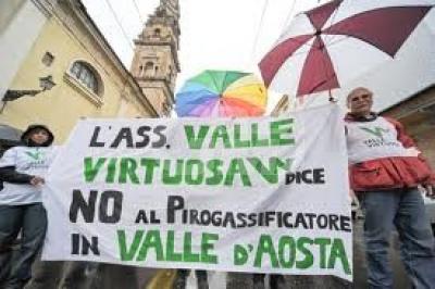 Legambiente commenta la sentenza della Corte Costituzionale  sulla legge regionale rifiuti della Valle d'Aosta