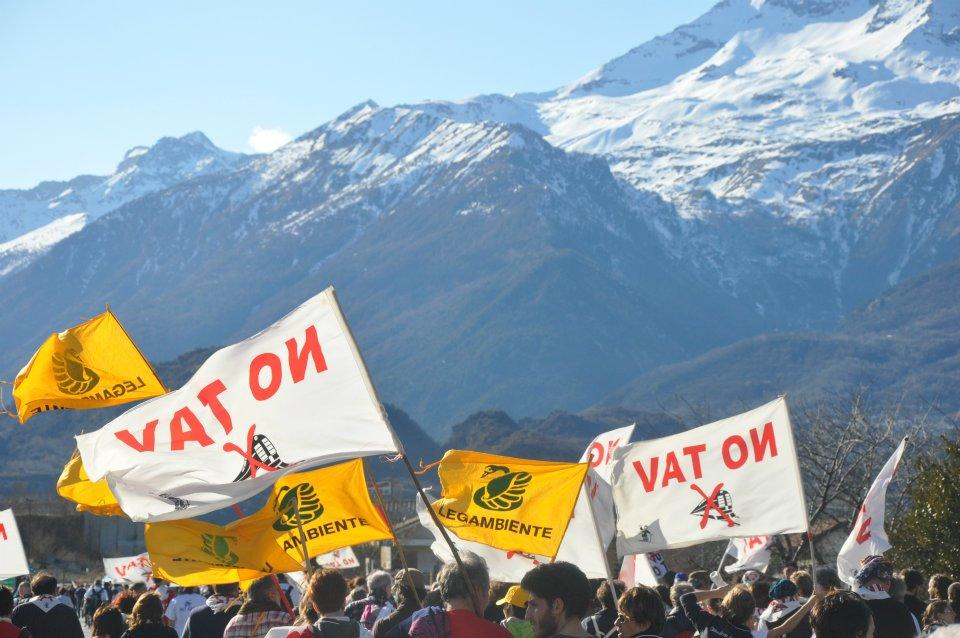 Legambiente aderisce alla manifestazione di sabato 25 febbraio da Bussoleno a Susa