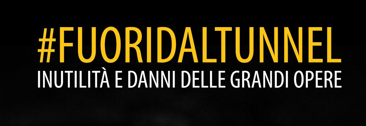 #fuoridaltunnel delle grandi opere - sabato 21 marzo, Arquata Scrivia (AL)