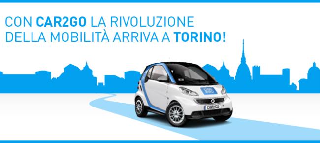 Anche a Torino dire addio all'auto di proprietà è più facile!