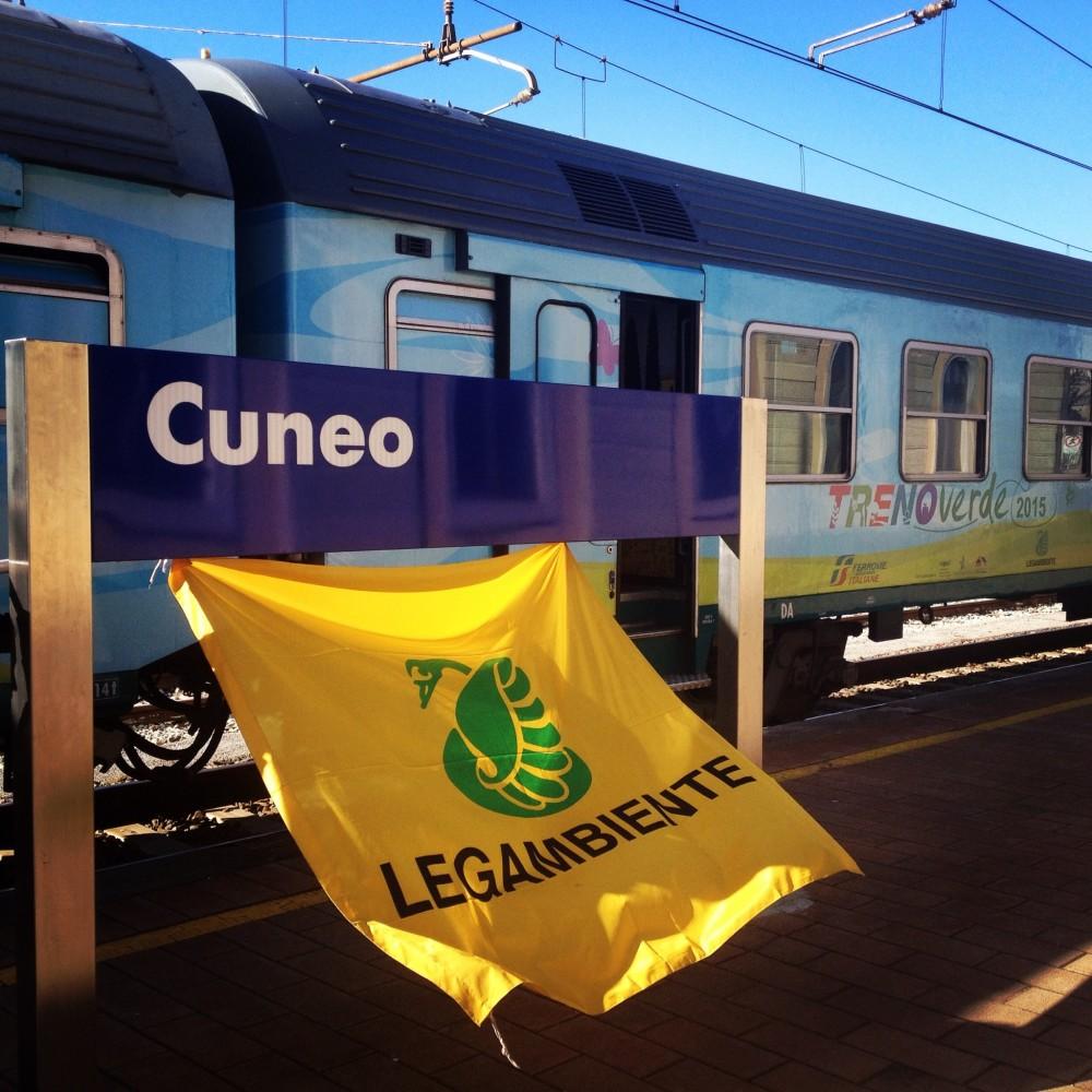Il Treno Verde arriva in Piemonte