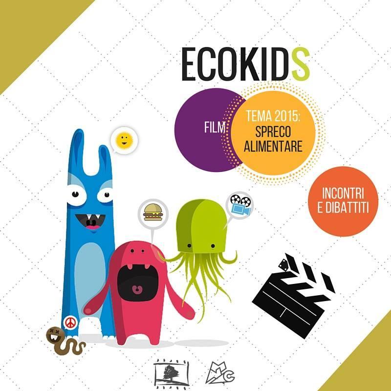 Legambiente e CinemAmbiente presentano Ecokids