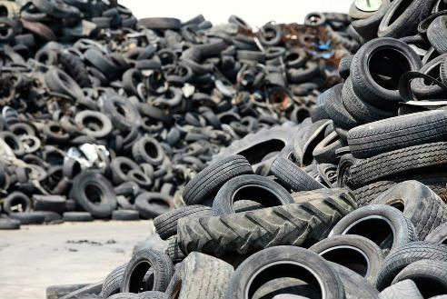Per il corretto riciclo dei pneumatici
