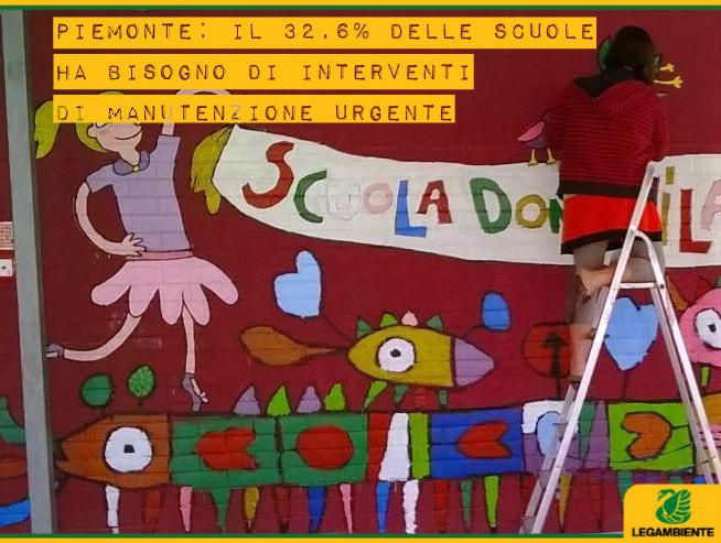 Piemonte: cresce l'attenzione per l'edilizia scolastica, ma i problemi restano
