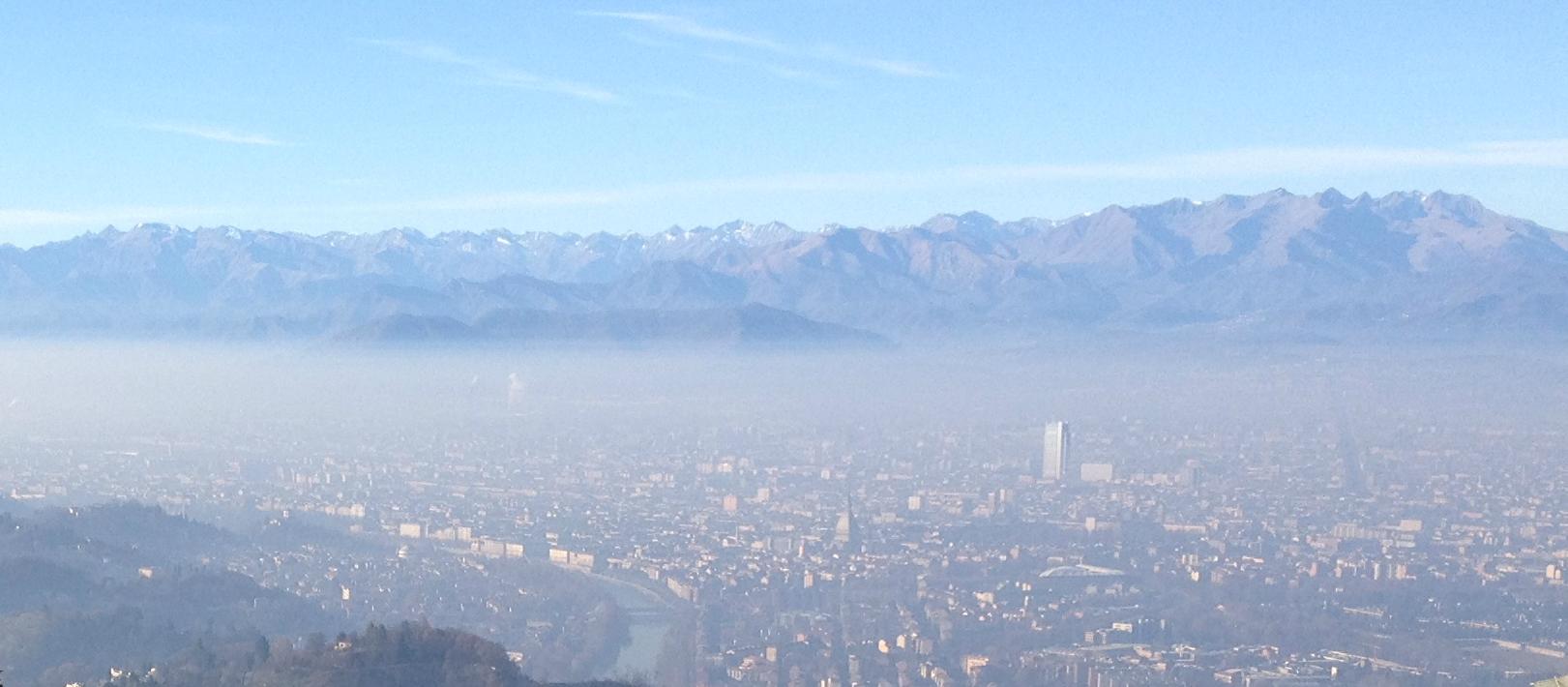 Smog: in Piemonte fuorilegge l'82% delle centraline.Regione e Sindaci immobili