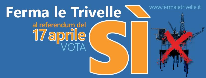 Referendum 17 aprile: anche il Piemonte si mobilita