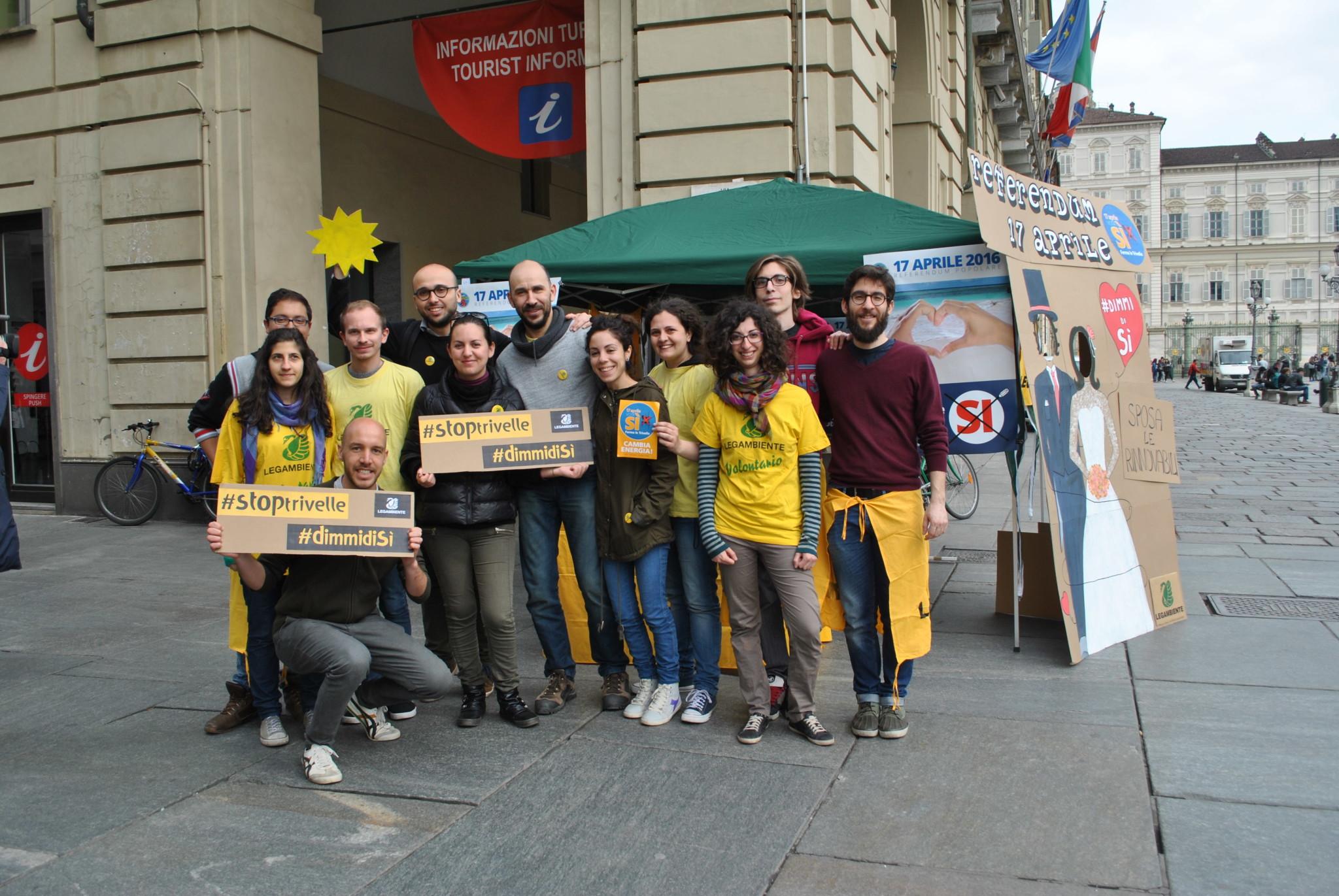 Referendum: la mobilitazione dei cittadini trova la sponda della politica piemontese
