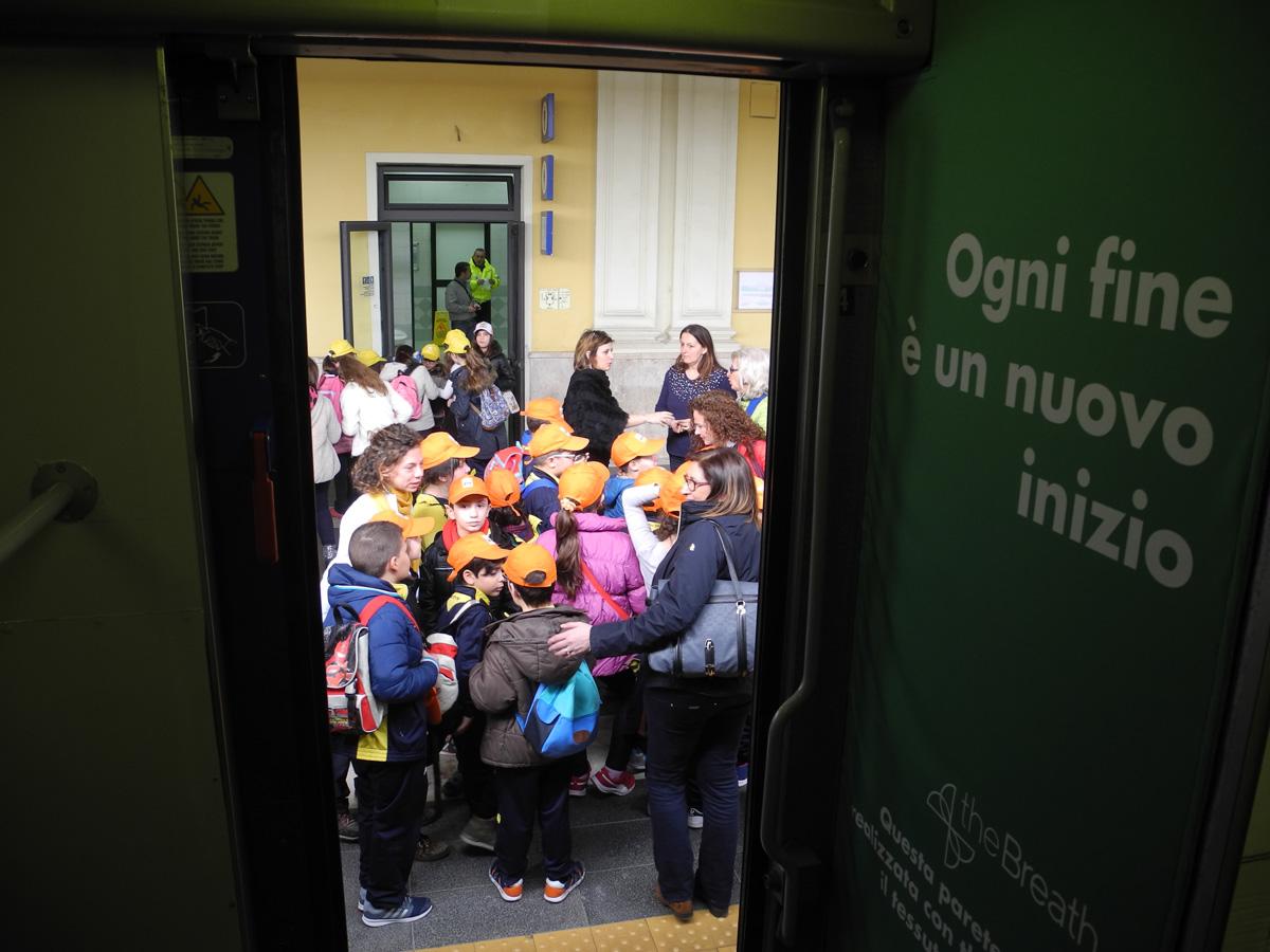 Il Treno Verde arriva in Piemonte: dal 26 al 28 marzo sosta alla stazione di Asti
