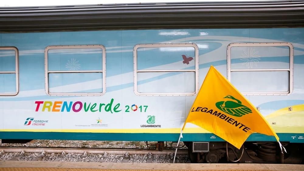 Il Treno Verde 2017 fa tappa ad Asti