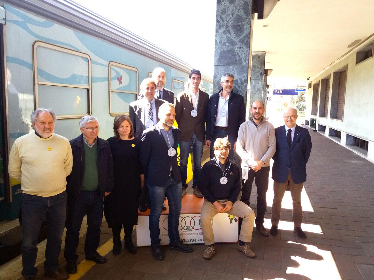 Ecco i Campioni dell'economia circolare del Piemonte
