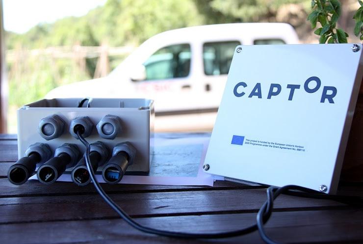 Vuoi aiutarci a monitorare l'ozono? Partecipa a Captor!