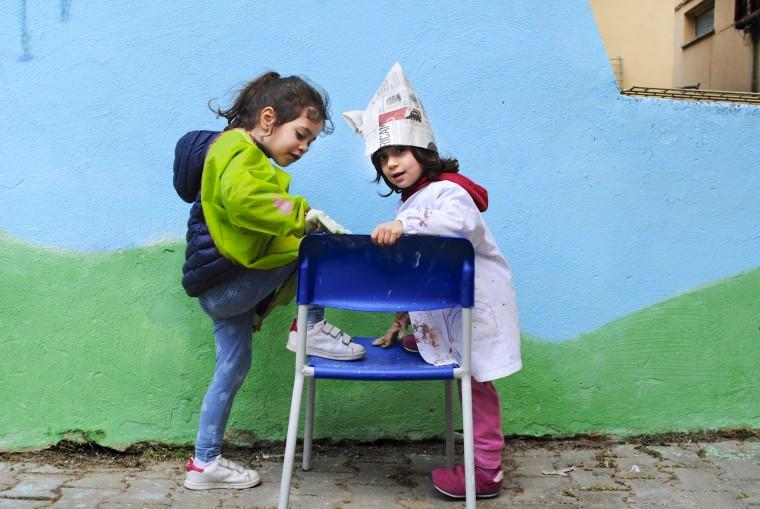 Nontiscordardimé - Operazione scuole pulite
