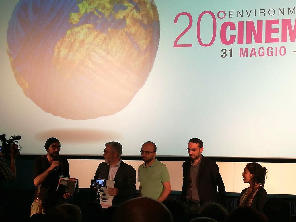"""XX CinemAmbiente: Legambiente premia """"Con i piedi per terra"""", documentario sul nuovo mondo contadino italiano"""