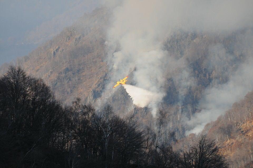 """Condanna esemplare al piromane della Valsessera. Plauso di Legambiente: """"Indagini meticolose"""""""