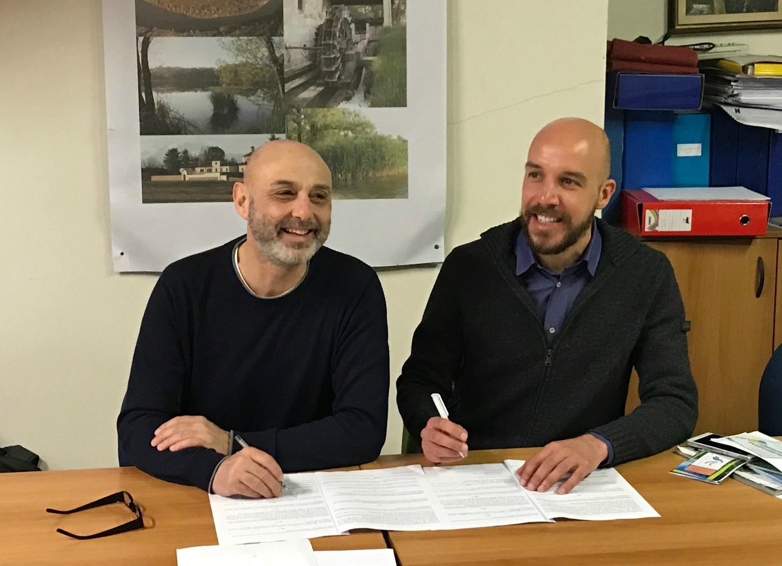 Più forza alle iniziative di volontariato ambientale grazie all'accordo con il Parco del Ticino e Lago Maggiore