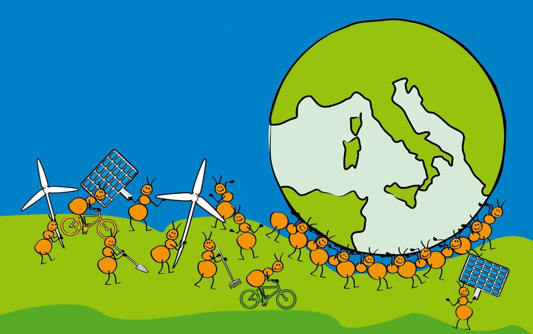 """Via libera alle comunità energetiche. Legambiente: """"Una grande opportunità per il territorio. Il Governo segua l'esempio del Piemonte"""""""