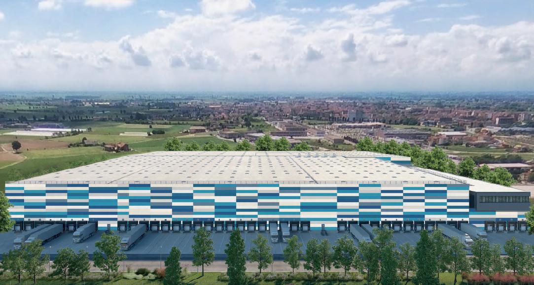 Altro suolo a rischio: in progetto a Carmagnola il più grande polo logistico italiano della LIDL