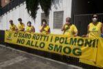 Foto 1 flash mob Legambiente