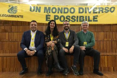 Da sx_Sergio Capelli amministratore_Alice De Marco direttrice_Giorgio Prino presidente_Angelo Porta vicepresidente